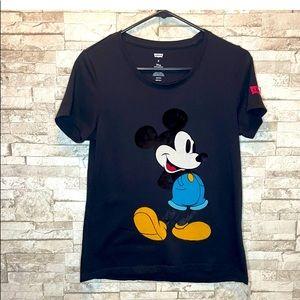 Levi's x Disney T-shirt Velvet Accents